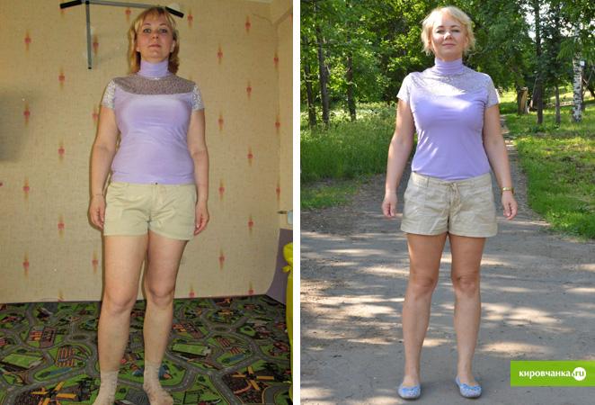 похудеть на 17 кг за 2 месяца