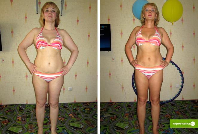 как похудеть фото до и после похудения