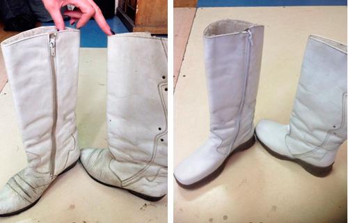 Новая жизнь старой обуви своими руками фото 874