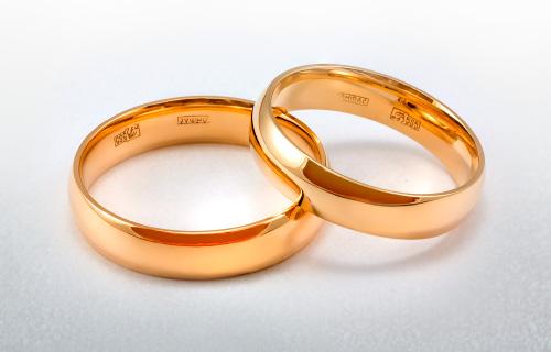какие могут быть обручальные кольца фото