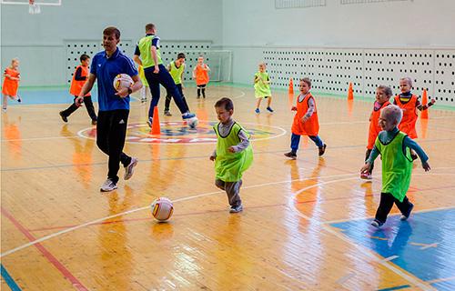 Спорт осенью картинки для детей