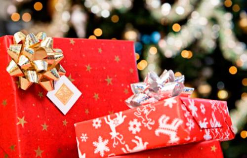 Подарки на новый год выгодные