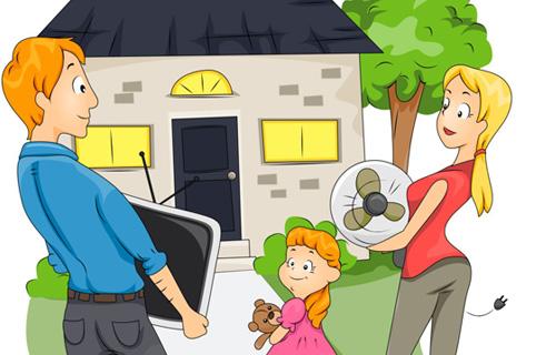 Права на жилье ребенка