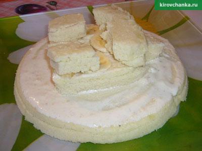 Делаем торт на день рождения ребенка