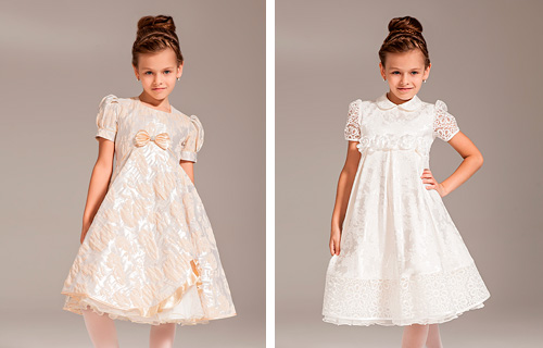 Детское брендовое платье