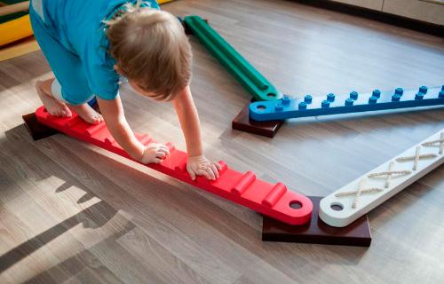 Гимнастическая дорожка для детей