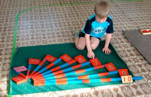 fundamental requirements of montessori tools
