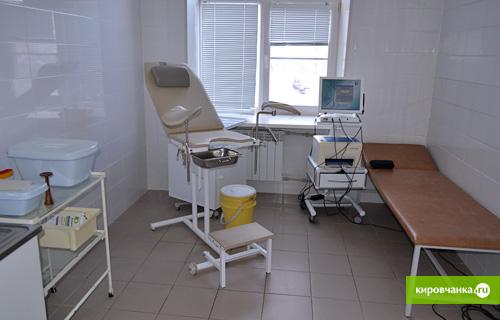 Клиники во владимире гинекология