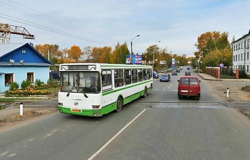 Решение о введении нового автобусного маршрута 22 было принято на основании опроса населения.  За то, чтобы 22-й...
