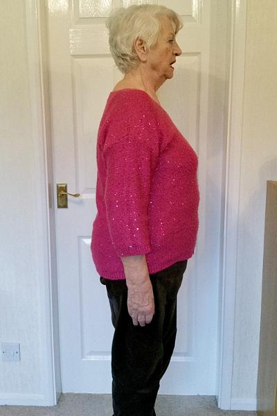 похудела на 30 кг за два месяца