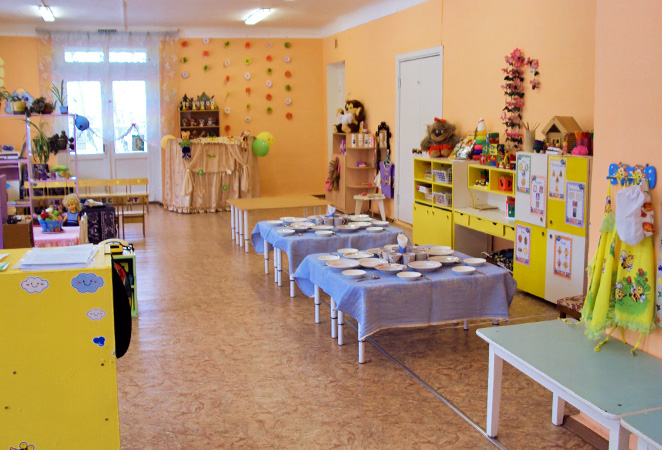 детский садик катюша город киров совсем