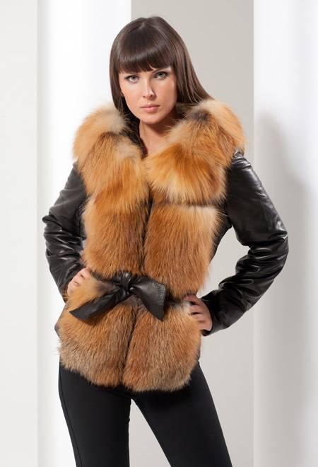 Кожаная куртка багира