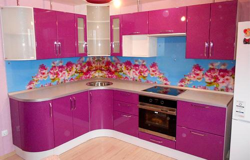 Кухни в кирове фото