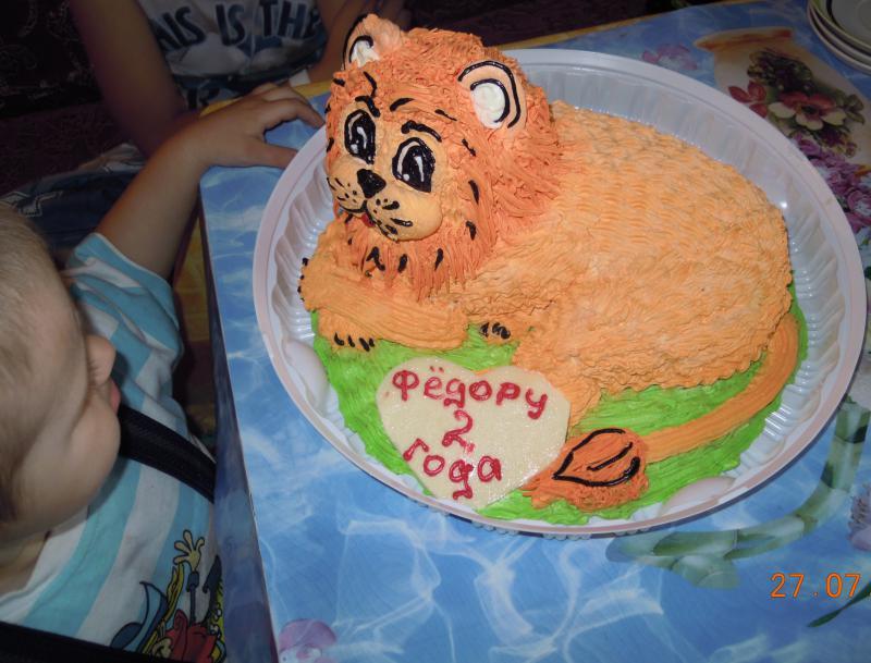 Как сделать торт русский