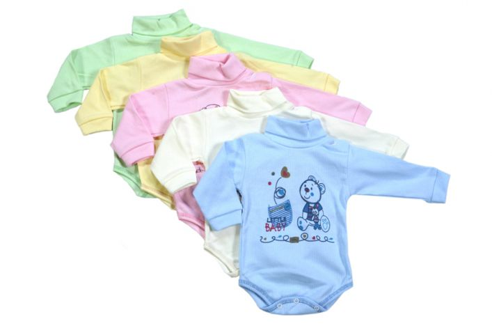 Одежда Для Новорожденный Карапузик