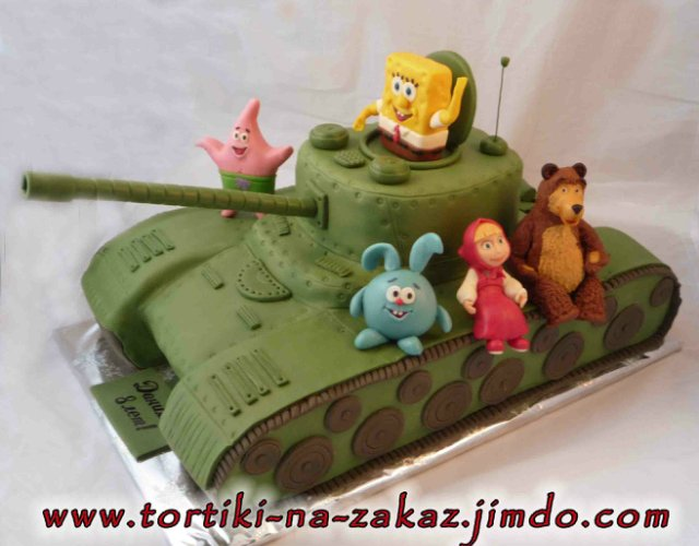 Кировчанка.ru - Форум * Просмотр темы - Домашние тортики и пирожные