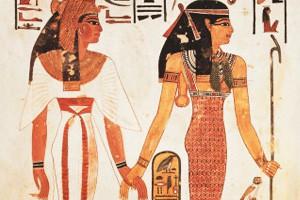Одежда древних египтян