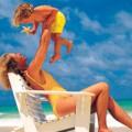 Малыш и жаркое лето