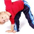 Веселая зарядка для ребенка 3-4 лет