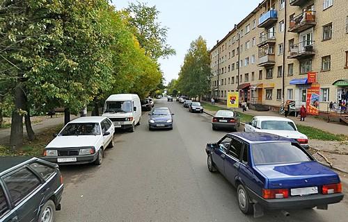 Две кировские улицы станут «односторонними»