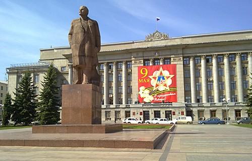 День Победы в Кирове