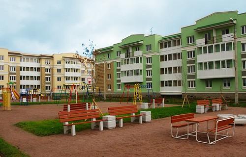В Кирове отремонтируют 40 дворов