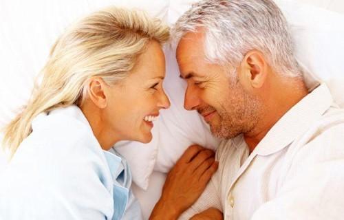 Счастливые супруги становятся похожими