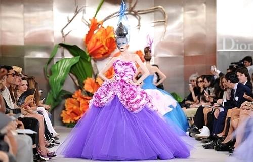 В Париже стартует Неделя высокой моды