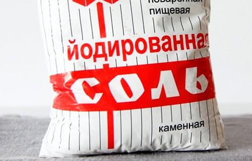 Весь российский хлеб будет с йодированной солью