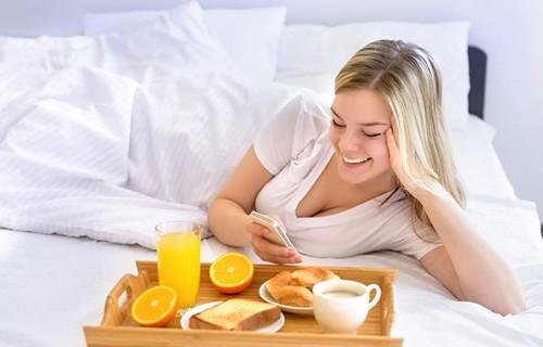 Завтрак помогает не толстеть?