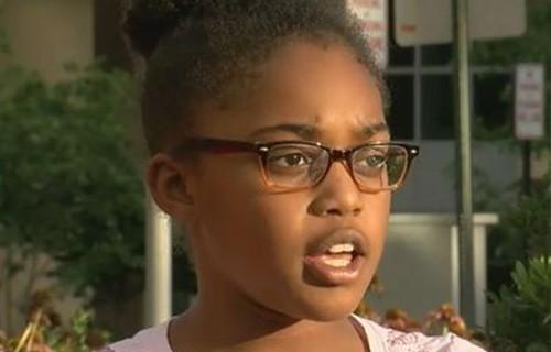 10-летняя девочка помогла родить тёте