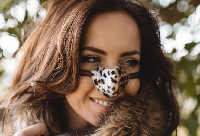 Изобретена теплая одежда для носа