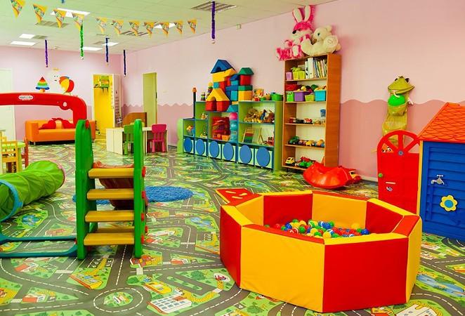 Расходы на ребенка в садике составили 100 тыс. рублей.