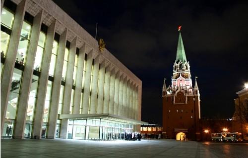 56 кировских школьников побывают на Кремлёвской елке