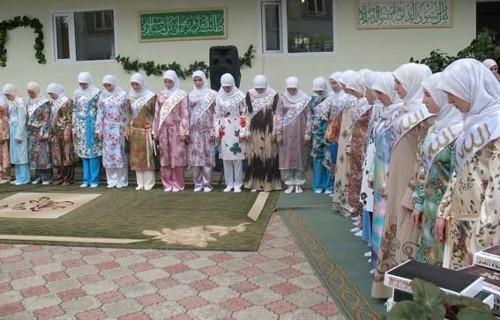В Чечне запретили воровать невест