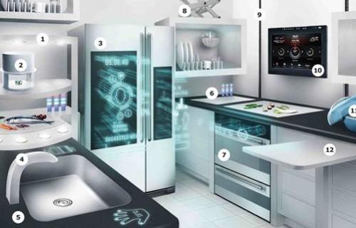 IKEA рассказала, какие кухни будут в 2040 году