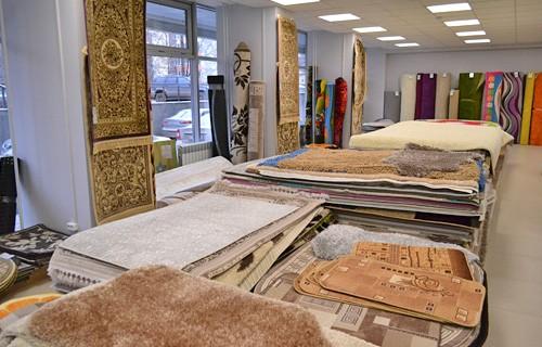 Портал Кировчанка.ru посетил магазины «Мир ковров» и Aladdin!